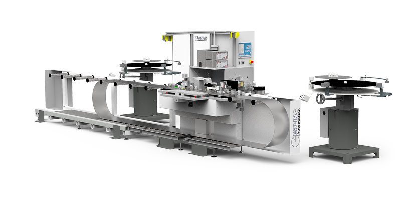 GLLB – AUTOMATIC PRECISION BRAZING MACHINE FOR BAND SAWS